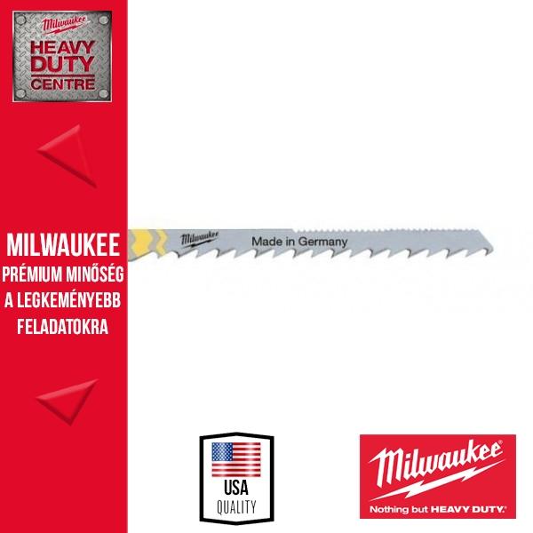 Milwaukee SPECIAL Ívben vágó szúrófűrészlap 5 db