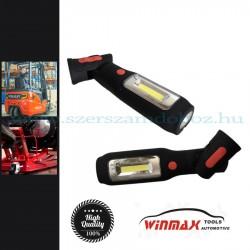 Winmax Tools Steck lámpa, cob led-es, 200lm