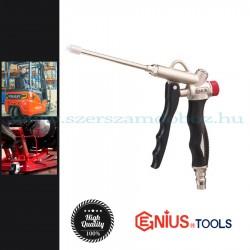 Genius Tools Pneumatikus lefúvató (tisztító) pisztoly, hosszú - 190mm