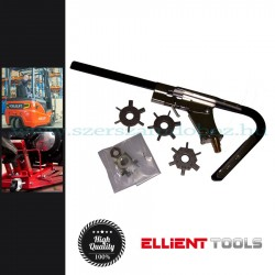 Ellient Tools Dugattyúgyűrű horony tisztító