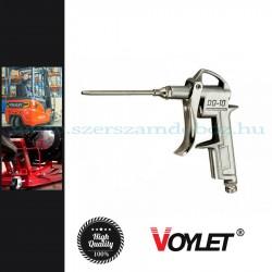 Voylet Pneumatikus lefúvató (tisztító) pisztoly, hosszú - 75mm