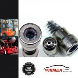 Winmax Tools Akkusaru tisztító kefe
