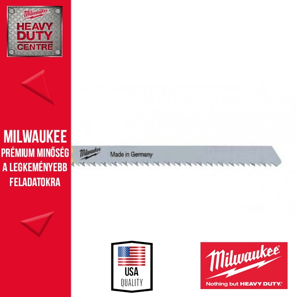 Milwaukee T 101 BR sp, Szúrófűrészlap 5 db