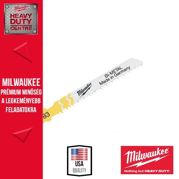 Milwaukee SPECIAL Szúrófűrészlap 5 db