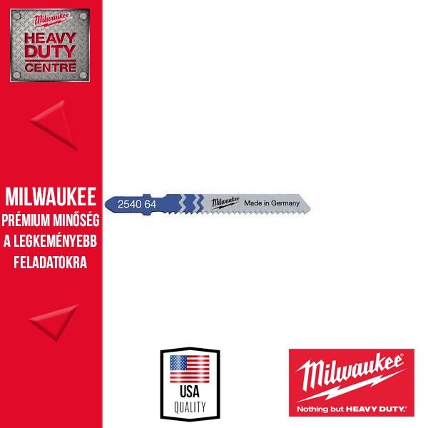 Milwaukee T 118 B Szúrófűrészlap 5 db