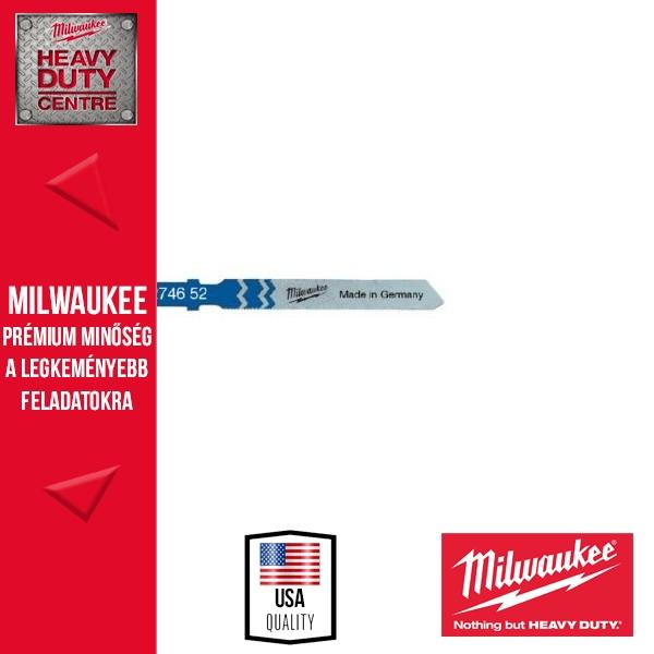 Milwaukee T 318 BF Szúrófűrészlap 5 db