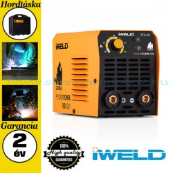 IWELD GORILLA POCKET POWER 150 IGBT Hegesztő inverter