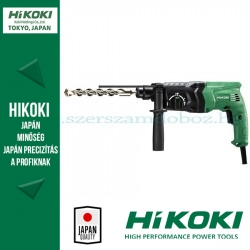 Hitachi (HiKOKI) DH24PH2 Fúró-vésőkalapács
