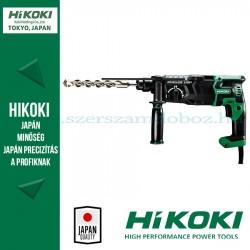 Hitachi (HiKOKI) DH28PEC szénkefe nélküli fúró - vésőkalapács