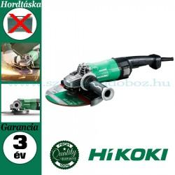 Hitachi (HiKOKI) G23BYE 230 mm-es szénkefe nélküli sarokcsiszoló lágyindítással