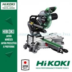 Hitachi (HiKOKI) C8FSHG Csúszósínes gérvágó fűrész 1050W
