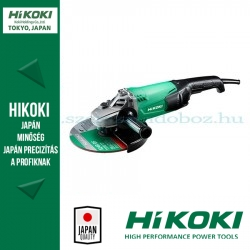 Hitachi (HiKOKI) G23SWU2 230 mm sarokcsiszoló lágy indítással