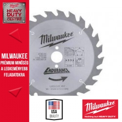Milwaukee Körfűrészlap hordozható szerszámhoz 165 mm