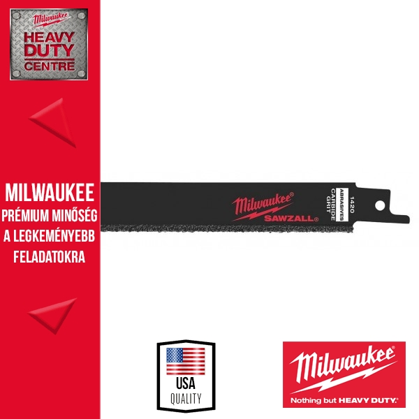 Milwaukee SAWZALL S1130R Fűrészlap 3 db