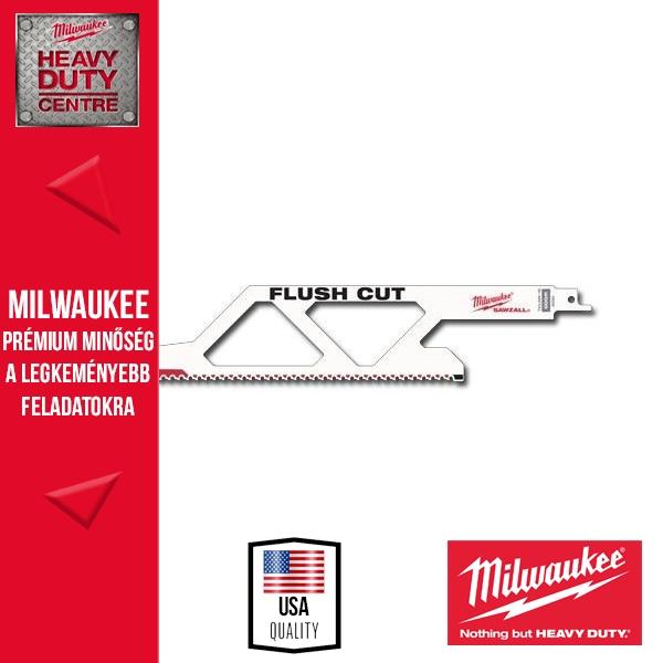 Milwaukee SAWZALL Flush cut Fűrészlap 1 db