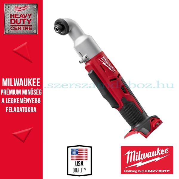 """Milwaukee M18 BRAID-0 Akkus sarok ütvecsavarbehajtó 1/4"""""""