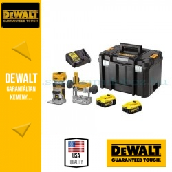 DEWALT DCW604P2-QW 18V XR Li-ion felsőmaró