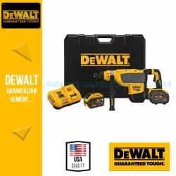 DEWALT DCH733X2-QW 54V XR FLEXVOLT  SDS-MAX fúrókalapács