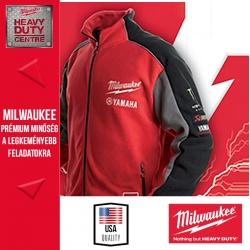 Milwaukee - Yamaha Racing Polár kabát