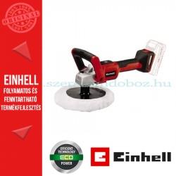 Einhell CE-CP 18/180 Li E-Solo Akkumulátoros Polírozó  alapgép