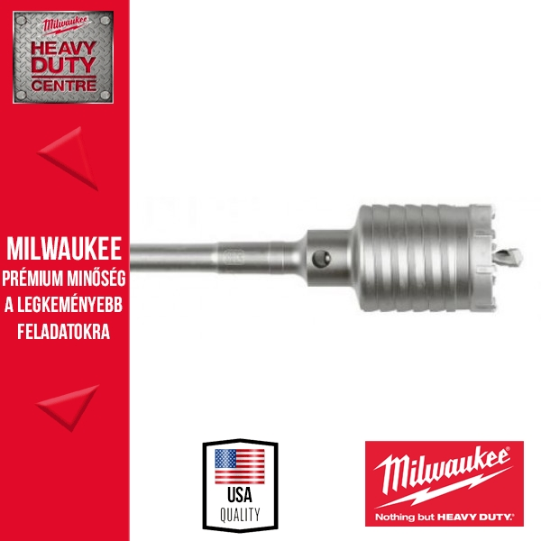 Milwaukee SDS-Max TCT Magfúró 150mm