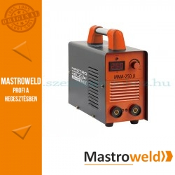 MASTROWELD MMA-250 JI hegesztő inverter (Basic)