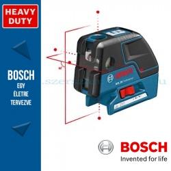 BOSCH GCL 25 Professional kombilézer+BT150 műszer állvány