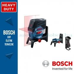 BOSCH GCL 2-50 C Professional kombilézer tartozékkészlettel, akku és töltő nélkül