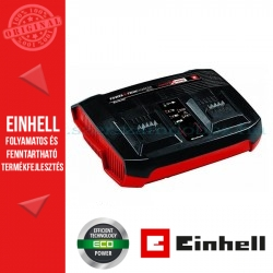 Einhell Twin Charger (ikertöltő) 18V PXC 3A