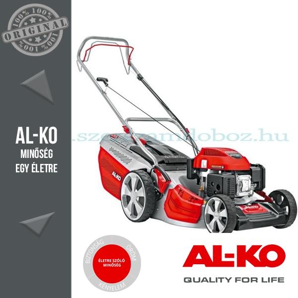 AL-KO Highline 51.5 SP-A Edition önjáró benzines fűnyíró