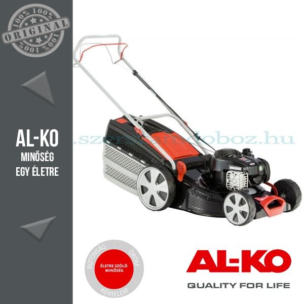 AL-KO Classic 4.65 SP-B Plus benzines önjáró fűnyíró