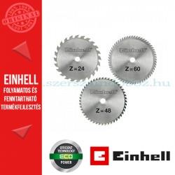 Einhell körfűrészlap készlet 160x30x2,4mm