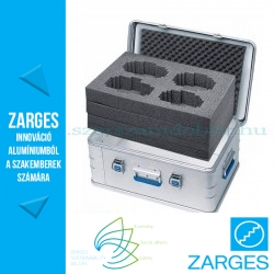 ZARGES Mini-Box 550x350x220mm