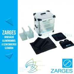 ZARGES K 424 XC Office mobil ládák teljes felszerelési csomag