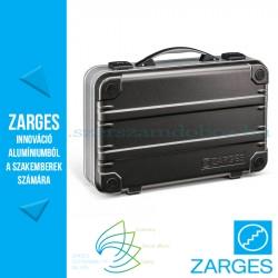 ZARGES K 411 koffer bélelt 360x300x140mm