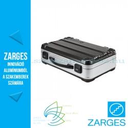 ZARGES K 411 koffer üresen 420x320x130mm