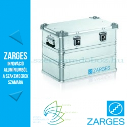 ZARGES K 470 univerzális doboz 550x350x380mm