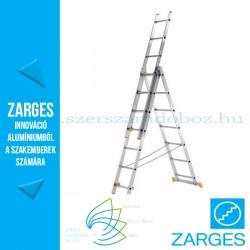 ZARGES ABRU háromrészes sokcélú létra 3x7 fokos