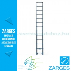 ZARGES Compactstep L Teleszkópos támasztólétra 13 fokos
