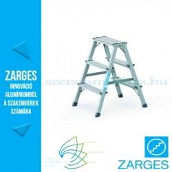 ZARGES Scana B két oldalon járható állólétra 2x3 fokos