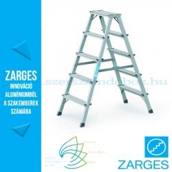 ZARGES Scana B két oldalon járható állólétra 2x5 fokos