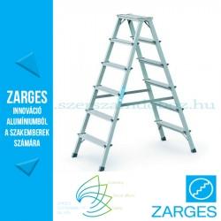 ZARGES Scana B két oldalon járható állólétra 2x6 fokos