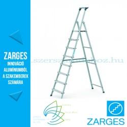 ZARGES Scana S egy oldalon járható állólétra 8 fokos