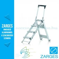 ZARGES Plazastep P fellépő 0,66m