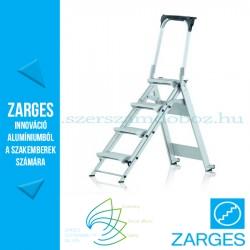 ZARGES Plazastep P fellépő 0,66m biztonsági kengyellel