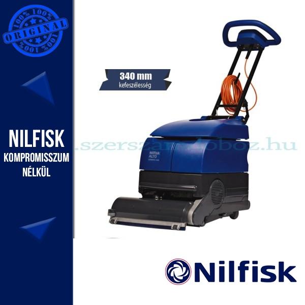 Nilfisk-ALTO Scrubtec 234C Padlótisztító gép