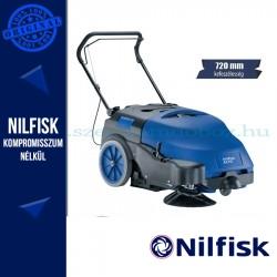 Nilfisk-ALTO Floortec 350 Akkumulátoros seprőgép