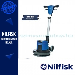 Nilfisk-ALTO Spintec 443 Egytárcsás súroló