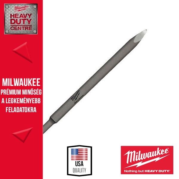 Milwaukee SDS-plus Hegyes véső