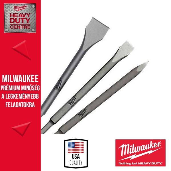 Milwaukee SDS-plus Vésőkészlet